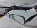 眼鏡購入。画像は今使ってるやつ。今のと同じブランドにしたんだけど