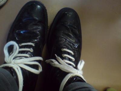 最近ブーツ