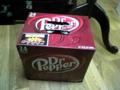 ドクターペッパー24缶買ってみた!