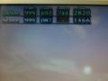 カスタム測定。画面サイズは1280*1024 32bitフルスク 変更箇所は、洋上の