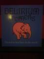 地元のバーでデリリウム呑んでる。飲むとピンクの象が見えるというベ