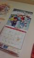 今気付いた、カレンダー12月のままだww