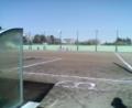 団子サッカーはほとんどラグビー。こっちまで熱くなってくるわ