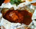 つばめ風ハンブルグステーキ@つばめグリル。ランチでトマトのファル