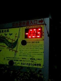 マイナス…!?え…(゜д゜)
