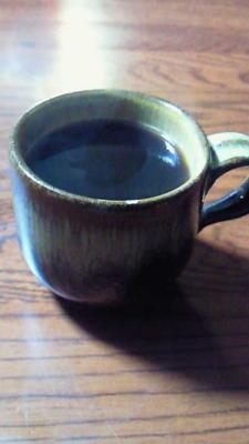 コーヒーなう。Javaではない。
