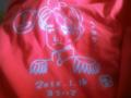 限定Tシャツ(背