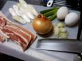 立派なねぎ貰ったからあまーくした豚丼でも作る