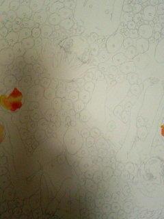 結局5人描いた。はー4時に風呂だね。W44T化石すぎる笑