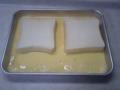 糖分が足りないのでフレンチトーストなう。卵液全部染み込ませるぞ!