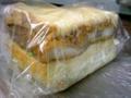 今日のひるごはーん:鈴屋の玄米サンド