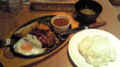 #takapyon_diet 朝は、ホットココア&クロックムッシュ。昼 は、目玉焼き