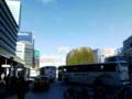 新宿駅西口に到着なう♪ これから吉祥寺へ向かいます。