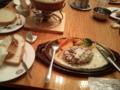 食事の時間だ(゜Д゜) in神戸屋