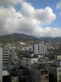 4月24日の六甲山なう!爽やかな朝。晴天なり。今日もよろしくお願