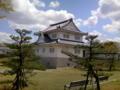 水口城に少し立ち寄ったなう〜。 #oshiro