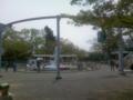 いわき市松ヶ岡公園、汽車やメリーゴーランドなど4つの乗り物が。1回
