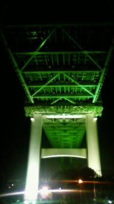 ビックサイトから新橋まで歩いた!レインボーブリッジに遊歩道がある