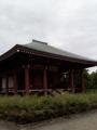 明日から新潟へご出張される中宮寺の菩薩さまをしばし眺めておりまし