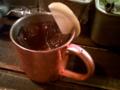 三茶のラヂオ焼でスミノフミュール