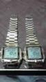 壊れたと思って同じ時計をもう一個買う妹。妹らしい。結局壊れてない
