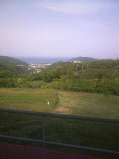 【葉山】おはようございます。葉山から眺める茅ヶ崎・相模湾。ごきげ