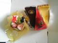 友達の家に行ったらクラッカーの洗礼とケーキがっ…!!嬉しいよう\(≧