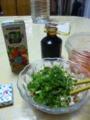 腹が減ったので豆腐納豆のキムチ和えで。ひいひい翔ニノ可愛い!!