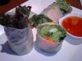 .@vomitmmm とアジア料理なう〜。