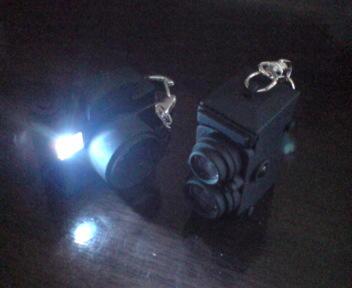 東京都写真美術館行ってきたの!!カメラのキーホルダー買った!!ボ