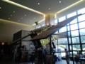 JAXA相模原なう。やっと来られました。午後はもちろん博物館です。 #hay