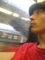 おととい大阪、昨日は広島。今日は北九州は小倉へ。現在、新山口駅を