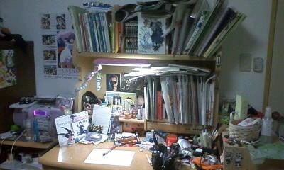 机。汚いよ!雪崩が起きそうwww