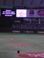 東京ドームにてザ・プレミアムモルツ球団対ジャパン・ヒーローズの試