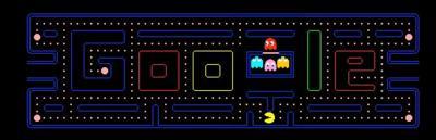Google パックマン