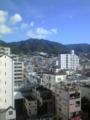 7月20日の六甲山
