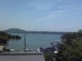 今、浜名湖の北側。はままちゅ市って広い。