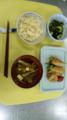 今日のお昼。作ったのだ(`・ω・´)