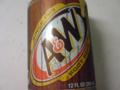 @hiddy_k こんな感じです、ルートビア。沖縄物産店面白いですよー。