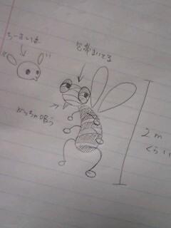 @gp_893992_bot ちーすい丸と2mくらいの包帯巻いてる蚊!(・ω・)←