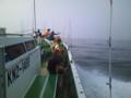 出撃(^o^)/~今日の狙いは、ルアーキャスティングで釣れる魚!!何が釣れる