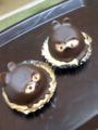 タヌキケーキ