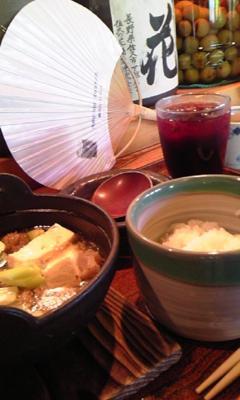 @軽井沢 追分 ささくら 牛スジの煮込み♪スープに旨味が溶け込んでと