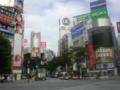 @トーキョーどこでしょう? 東京つきました。スタジオいきます。マイ