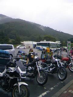 福島の国見インター