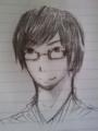 とりあえず鷲崎さん〜。本当はもっとかっこいいんだけどね〜。 と