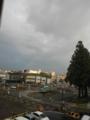 バイバイ、都城!虹が出てる!