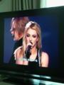 妹と昔のブリちゃんのLIVEのDVD観てるなう。この時が歌も人気もピーク