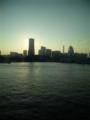 横浜大桟橋すごい開放感!