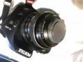 確実に変態仕様…PENTAX K200D+カールつあいスイエナのFlektogon2.4/35mm+フジ
